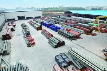 Hongfa Steel Structure Mats. Co., Ltd.
