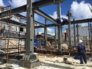 Workshop Fabricate Steel Structure Buildings With 6 Floors In Maldive