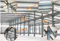 Q355 Prefabricated Steel Warehouse